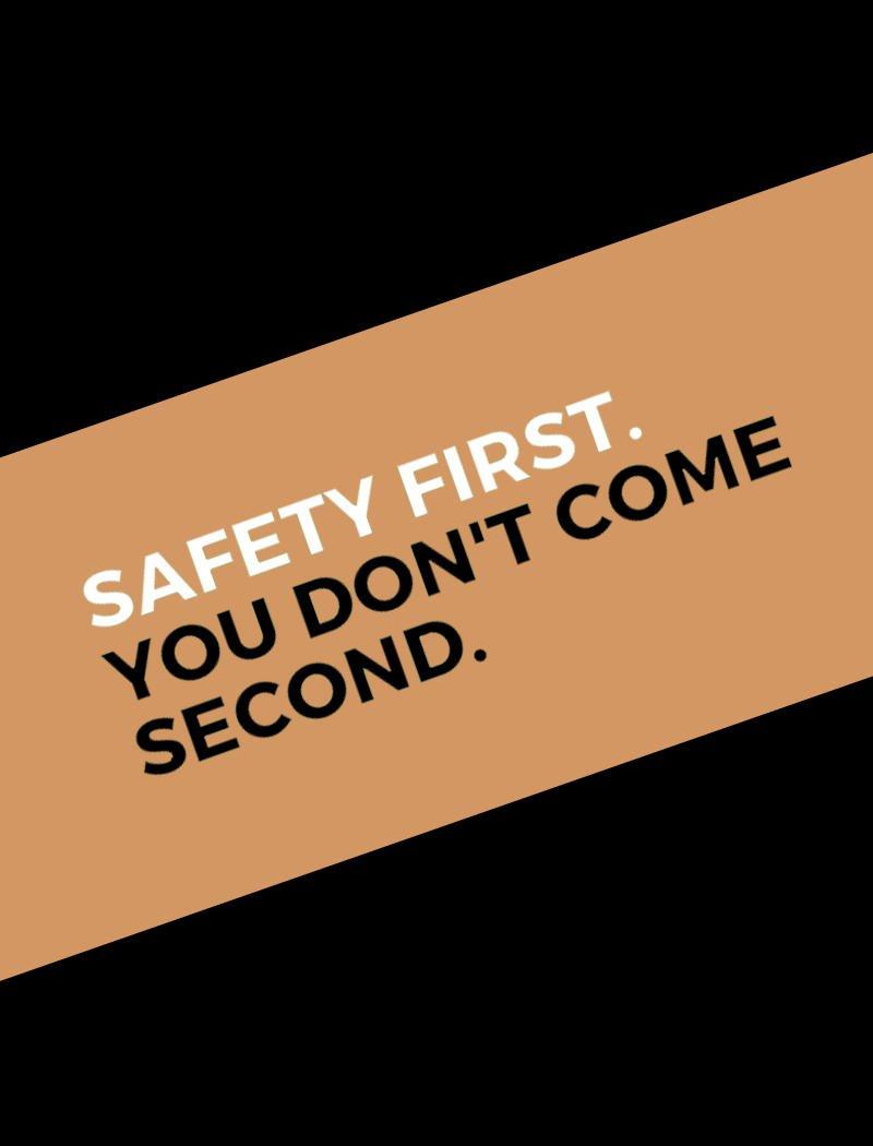 Safety First at Hazard Signs NZ