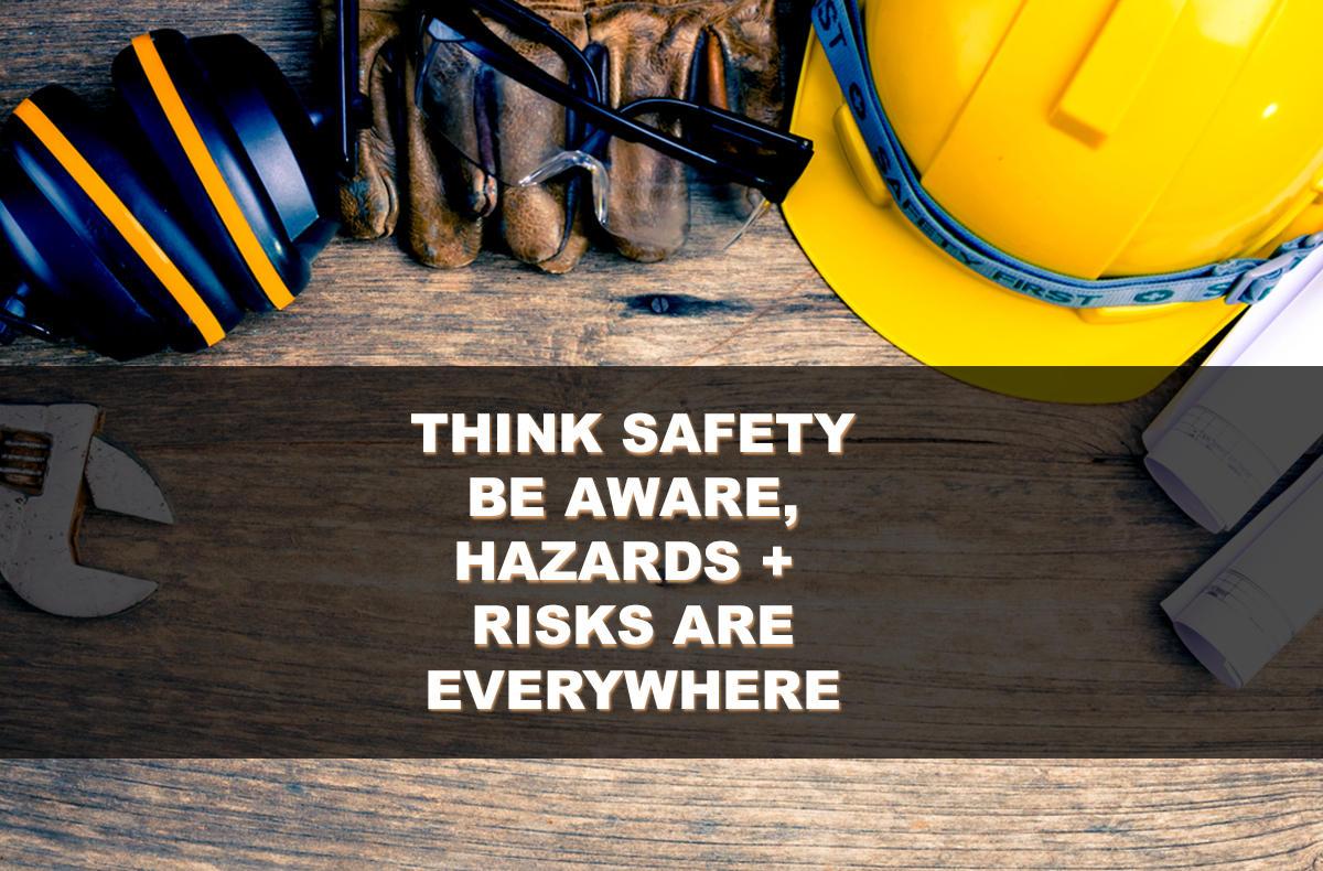 Work Safety at hazard Signs NZ