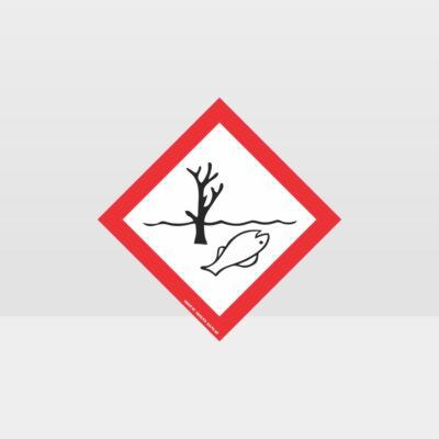 Class 9 Ecotoxic Sign
