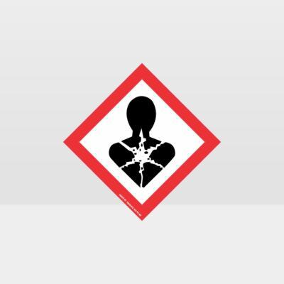 Health Hazard Sign