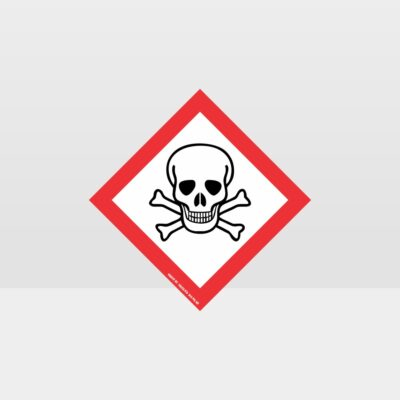 Skull And Crossbones Sign