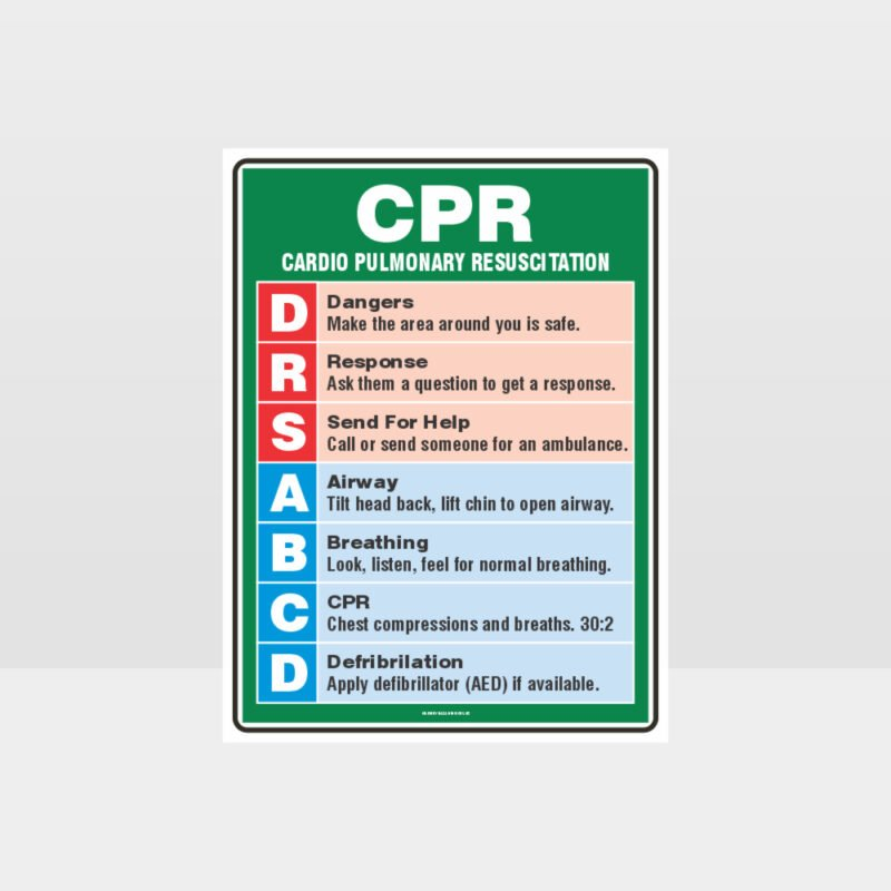 CPR Sign