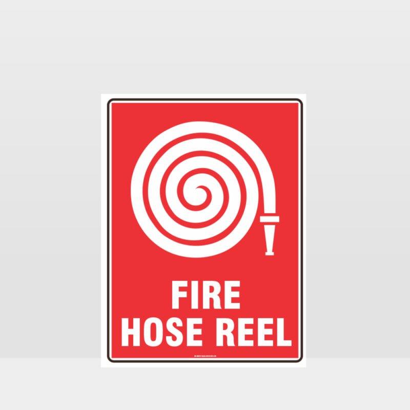 Fire Hose Reel 02 Sign