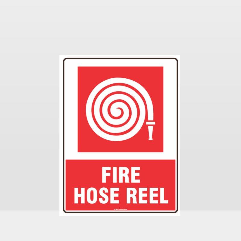 Fire Hose Reel 03 Sign