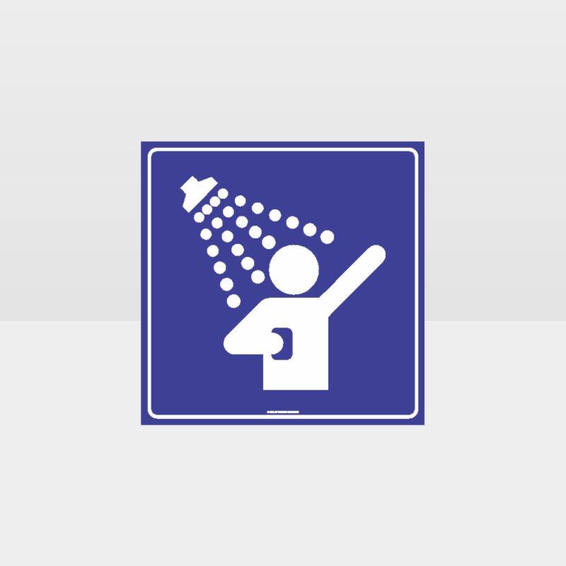 Shower Sign 4
