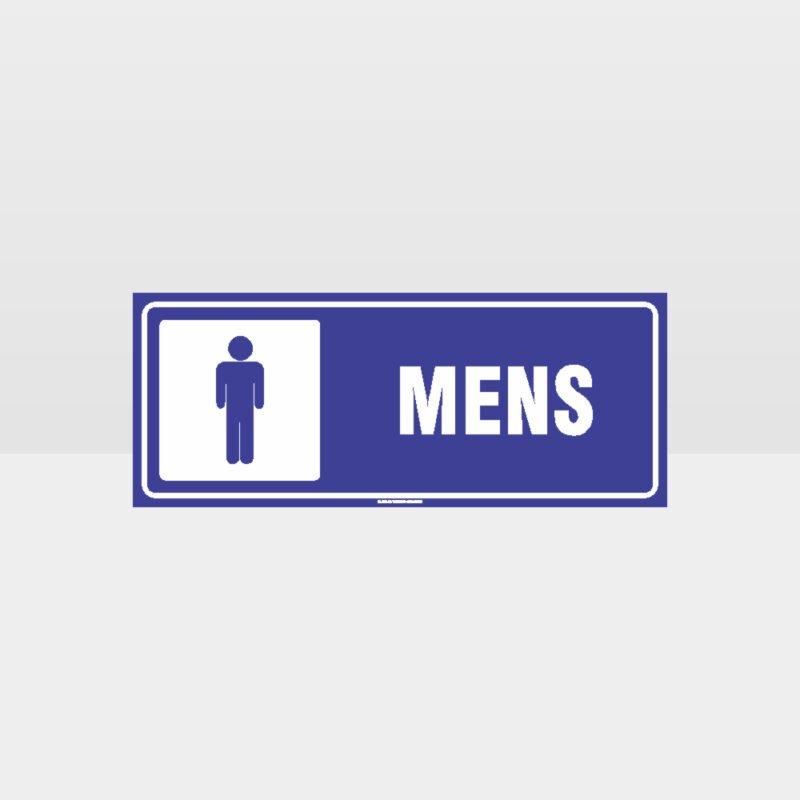 Mens Symbol Sign