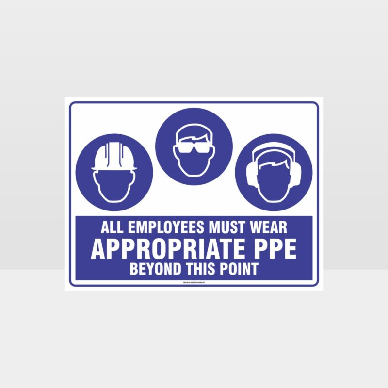 Appropriate PPE Beyond This Point 280