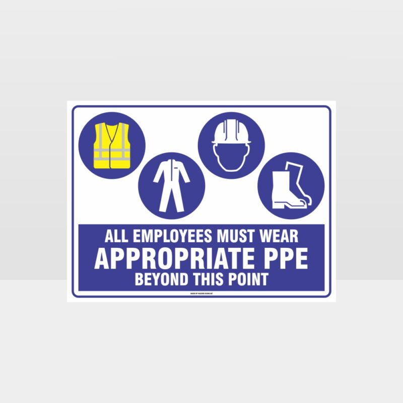 Appropriate PPE Beyond This Point 297