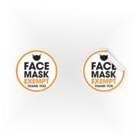 COV08-Face-Mask-Exempt-Thankyou-Orange-Sign