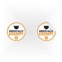 COV12-Mask-Medically-Exempt-Mask-Orange-Sign