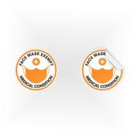 COV14-Face-Mask-Exampt-MedicalCondition-Orange-Sign