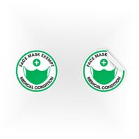 COV15-Face-Mask-Exampt-MedicalCondition-Green-Sign